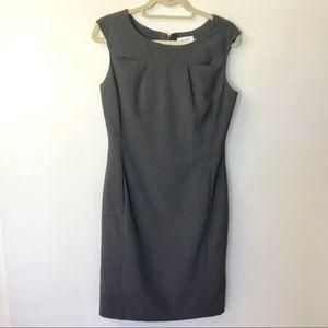 Calvin Klein Career Sheath Dress - 8